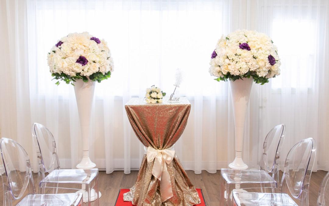Les plus ravissantes salles de réception de mariage à Montréal