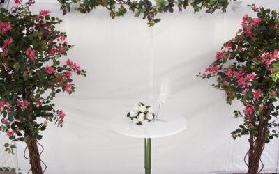 L'été, la saison des mariages au Québec : choisir son lieu de cérémonie de mariage civil